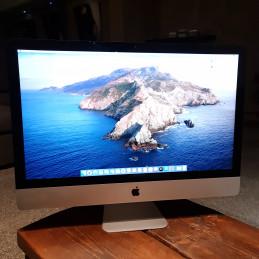 "Apple iMac 27"" (12 GB RAM,..."