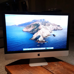 "Apple iMac 27"" (8 GB RAM,..."