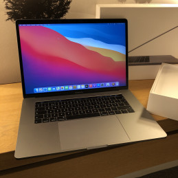 "Apple MacBook Pro 15"" Touch..."