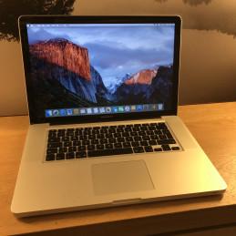 "Apple MacBook Pro 15"" (6 GB..."