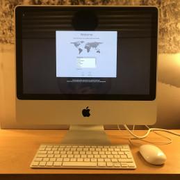 "Apple iMac 20"" (4/320 GB,..."